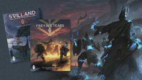 Svilland: 5E Norse Setting & Freyja s Tears A Grim Adventure