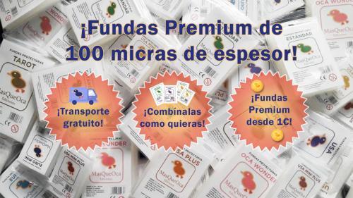 Fundas Premium MasQueOca 1€