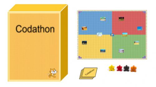 Codathon Board Game