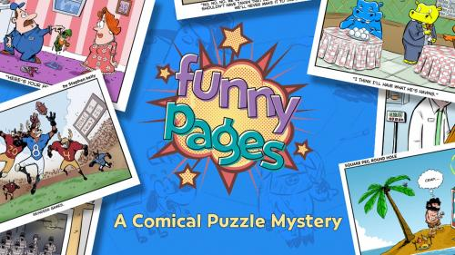 Funny Pages -- Comics and Codes Collide!