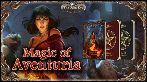 The Dark Eye - Magic of Aventuria