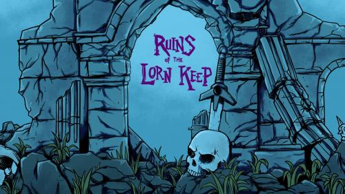 Ruins of the Lorn Keep Card Game