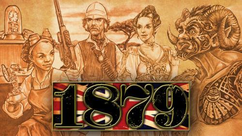 1879 London Adventure and Sourcebook