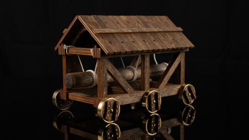 Battering Ram | Medieval Kits