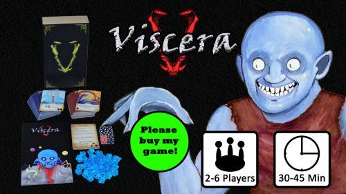 Viscera tabletop game