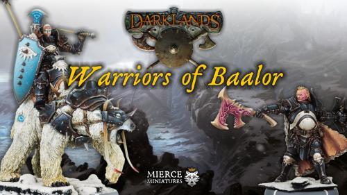 Darklands: Warriors of Baalor
