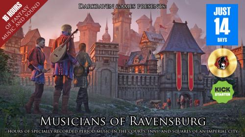 Musicians of Ravensburg - Plus 10 Hours of FREE Downloads