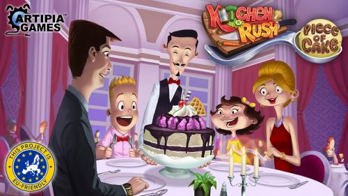 Kitchen Rush - Piece of Cake