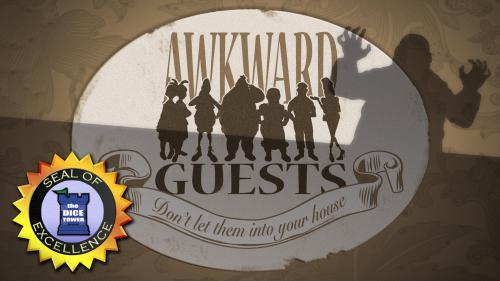 Awkward Guests - Who Murdered Mr. Walton?