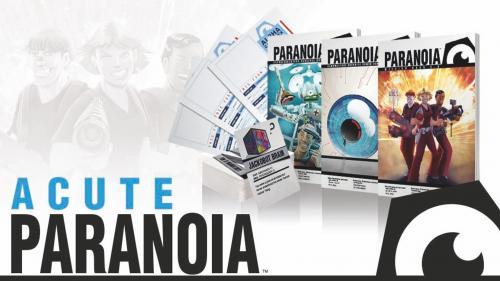 ACUTE PARANOIA: A box full of treason and summary executions
