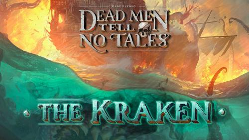Dead Men Tell No Tales: Board Game Expansion + Miniatures