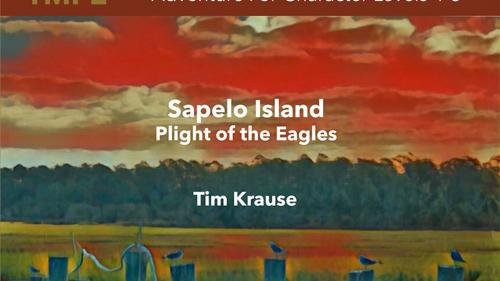Plight of the Eagles: Sapelo Island, Dungeons and Dragons