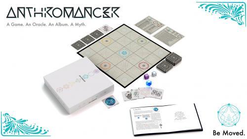 Anthromancer: A Game. An Oracle. An Album. A Myth.