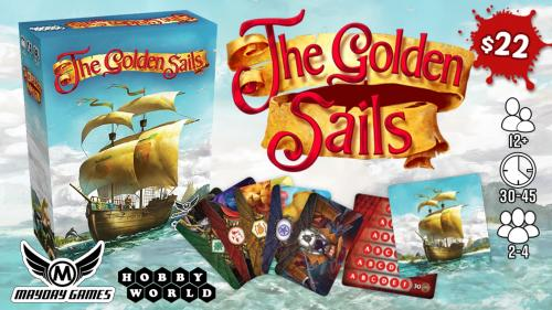 The Golden Sails