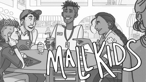 Mall Kids - RPG about teens and malls