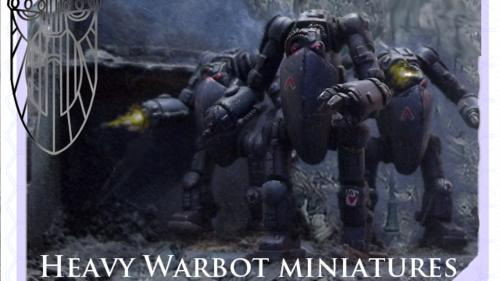 Oathsworn Miniatures - Sci-fi Wargames Robots