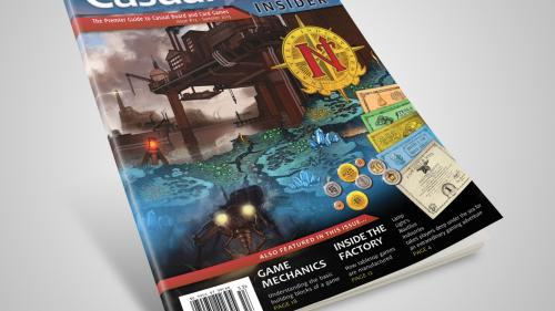 Casual Game Insider - Board Gaming Magazine (4th Year)