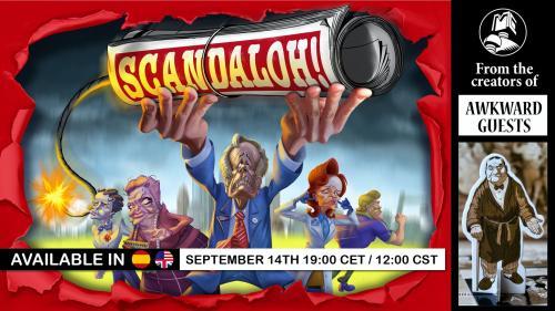 ScandalOh! - Unravel the scandal