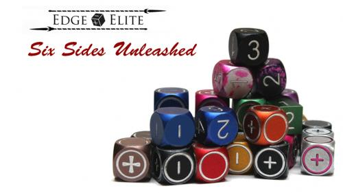 EdgeElite® Six-Sides Unleashed