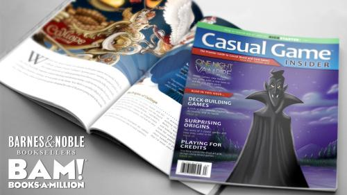 Casual Game Insider - Tabletop Gaming Magazine (5th Year)