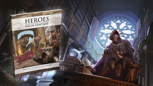 Artifices of Quartztoil Tower - 5E Adventure - Only $10!