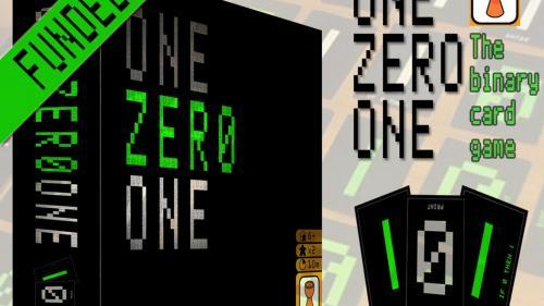 One Zero One - The binary card game