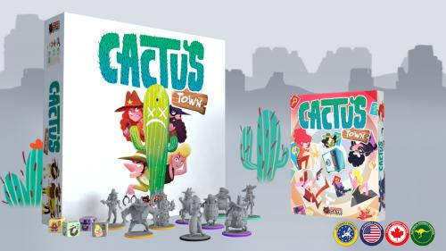 Cactus Town