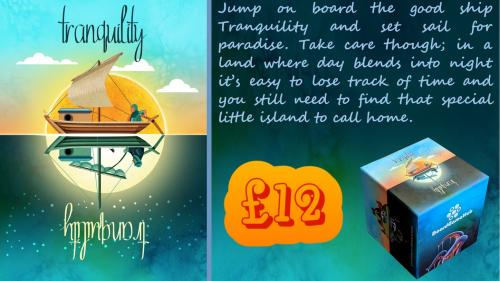 Tranquility: a co-operative card game