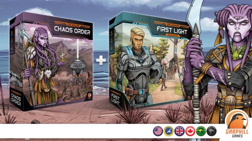 Circadians: Chaos Order + First Light 2nd Edition
