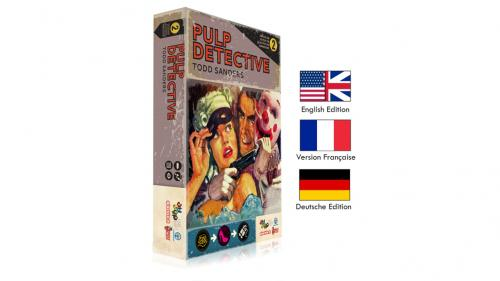 Pulp Detective Expansion 2:Henchmen, Gun Molls and Traps