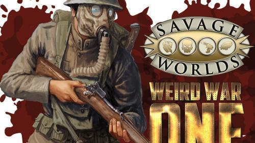 Weird War I - Savage Worlds