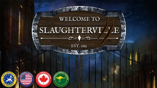 Slaughterville II: Return to the town of Fun and Horror!