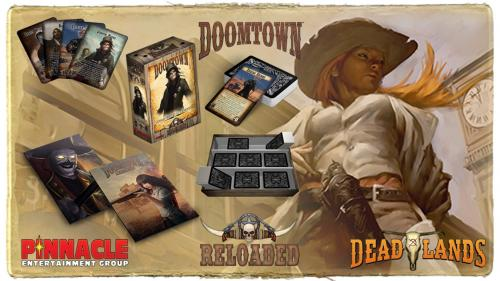 Doomtown Reloaded There Comes a Reckoning