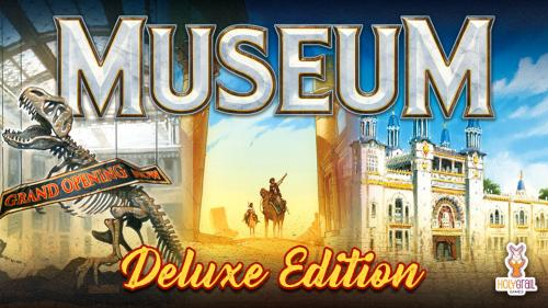 Museum: Deluxe Edition