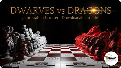 Dwarves vs Dragons