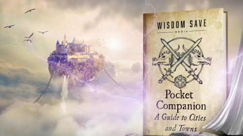 Pocket Companion: A guide to Cities and Towns