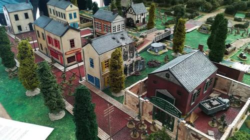 Ministry of Buildings - 28mm and 15mm Wargames Terrain