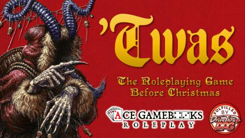 TWAS - The Roleplaying Game Before Christmas