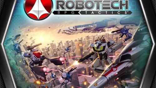 Robotech® RPG Tactics™