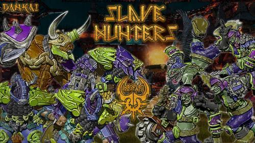 Slave Hunters: Chaos Dwarf Fantasy Football Team