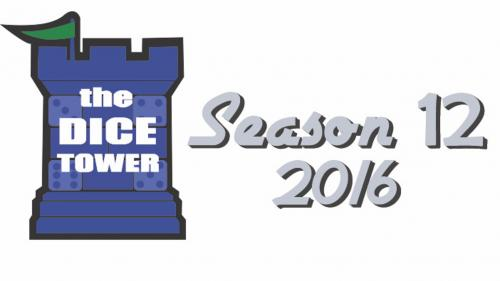 The Dice Tower - 2016 (Season 12)