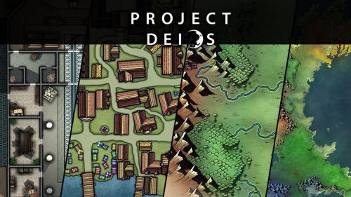 PROJECT DEIOS - DUNGEONFOG Mapmaker Suite for Worldbuilders