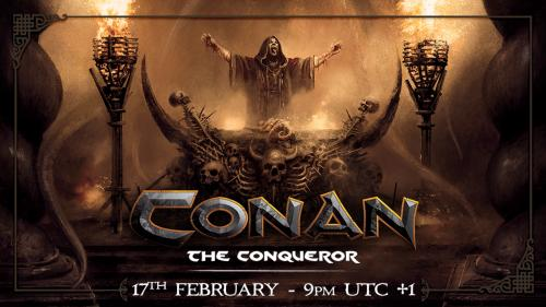 Conan: the Conqueror - Adventure Mode Expansion