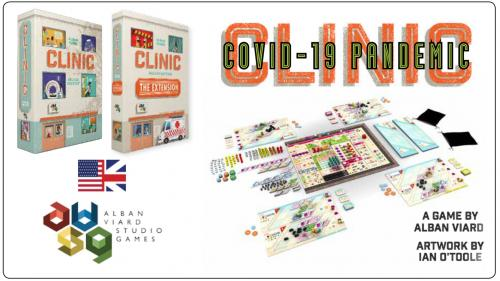 Clinic Deluxe Edition: The COVID 19