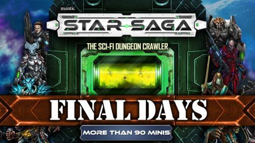 Star Saga - The Sci-fi Dungeon Crawler
