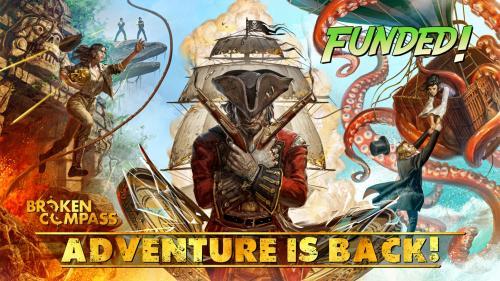 Broken Compass: Adventure is Back!