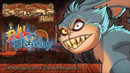 The Red Dragon Inn: Allies - Evil Pooky