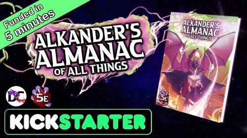 Alkander s Almanac of All Things