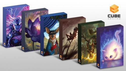 Cubeamajigs: Reusable Gaming Packs