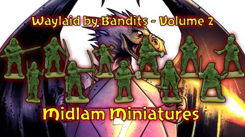 Waylaid by Bandits - Volume 2